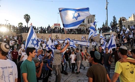 إسرائيل برسالة إلى الأردن والسلطة الفلسطينية : لا نريد تصعيد الوضع في القدس