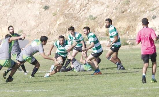 المنتخب الوطني يتوج بلقب البطولة العربية لسباعيات الرجبي