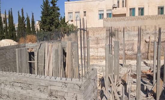 إيقاف ( 14) ورشة بناء وحفر عن العمل خلال عطلة العيد في عمان