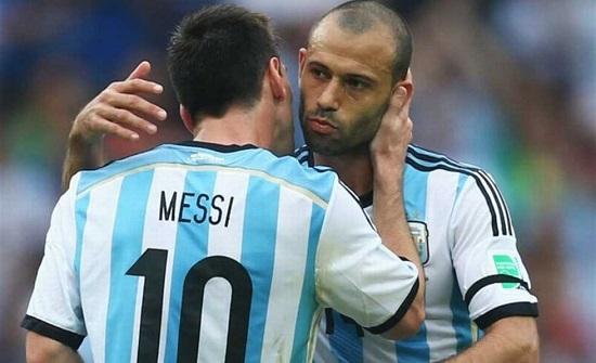 ماسكيرانو: عودة ميسي للدوري الأرجنتيني واردة