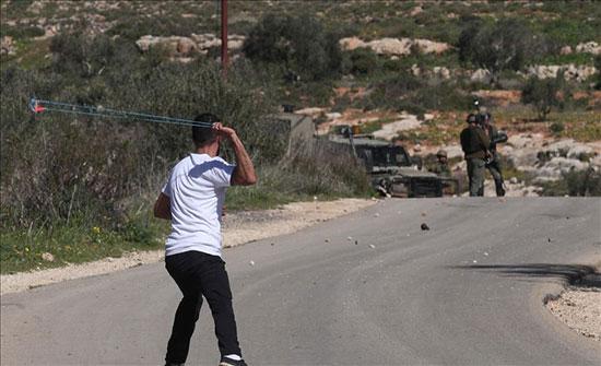 إصابة 174 فلسطينيا بمواجهات مع الجيش الإسرائيلي في الضفة