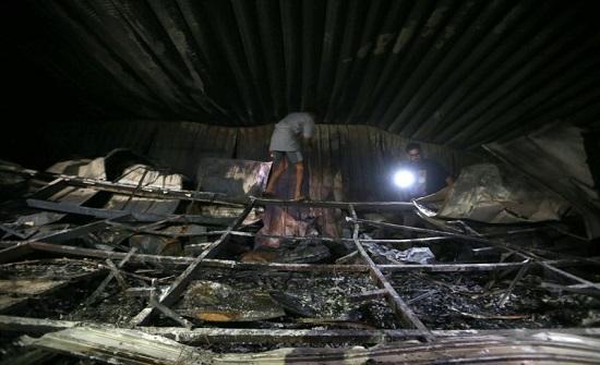 الخارجية تعزي بضحايا حريق المستشفى العراقي