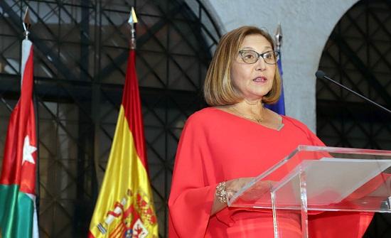 السفارة الاسبانية تحتفي بالعيد الوطني لبلادها