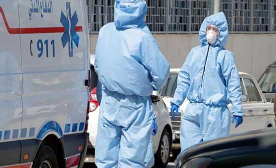 تسجيل 855 اصابة بفيروس كورونا