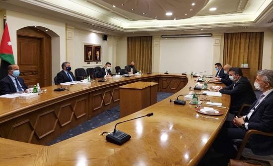 مشاورات أردنية تركية لتعزيز العلاقات الثنائية