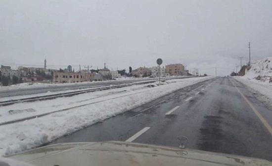 طقس العرب : فرصة مُتوسطة لتساقط الثلوج خلال 10 أيام