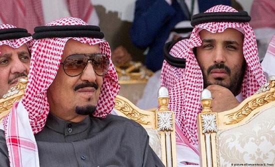 الملك سلمان وولي عهده يوجهان برقيتين للرئيس اللبناني