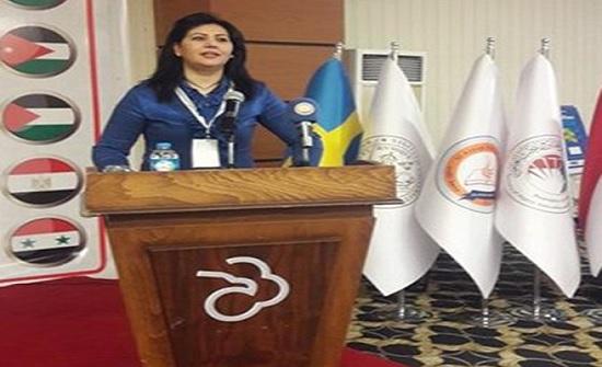 جامعة الزرقاء تشارك في المؤتمر الدولي الثالث في العراق