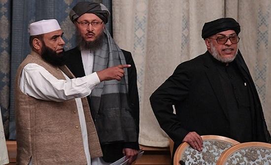 """وفد طالبان يصل الدوحة لتوقيع اتفاق """"الانسحاب"""" الأمريكي"""