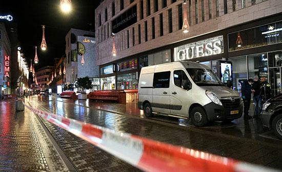 هولندا تعلن اعتقال مشتبه به في هجوم لاهاي
