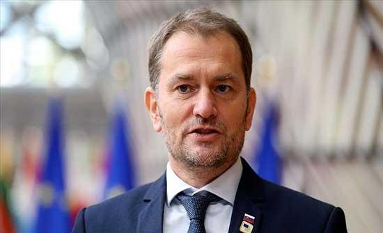 صفقة لقاح سرية تطيح بحكومة سلوفاكيا