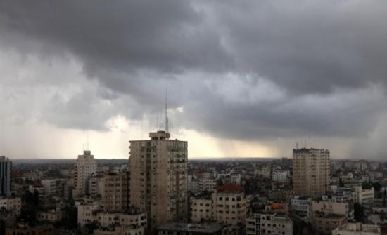 حالة الطقس ودرجات الحرارة المتوقعة يوم الإثنين