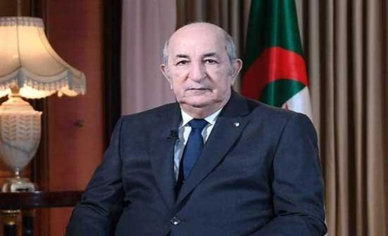 الجزائر: نرفض تدخل فرنسا في شؤوننا الداخلية