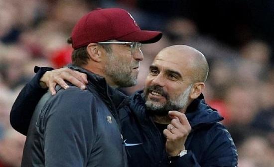 جوارديولا: ليفربول ليس محظوظًا