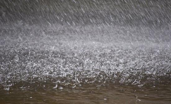محطة رصد الجامعة تسجل أعلى كميات أمطار خلال 72 ساعة