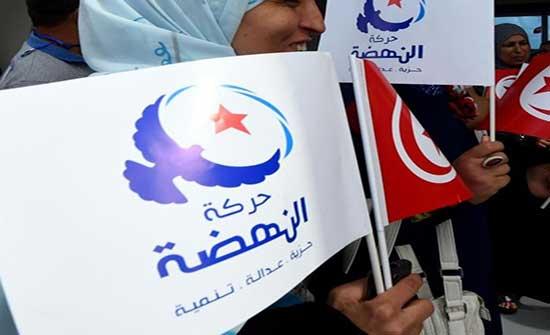 """""""النهضة"""" التونسية ترفض الدفع نحو خيارات تنتهك الدستور واتحاد الشغل يدعو لانتخابات مبكرة"""