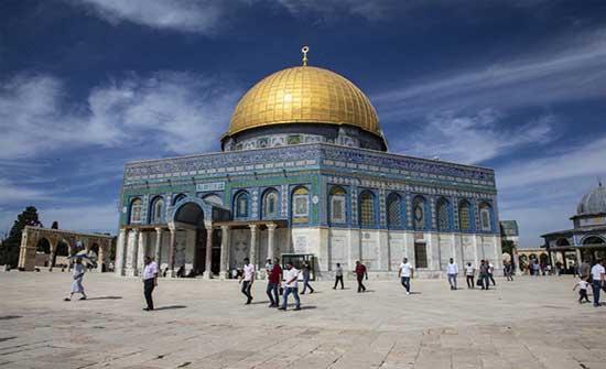 مفتي القدس يحذر من دعوات جماعات الهيكل لاقتحام المسجد الأقصى المبارك