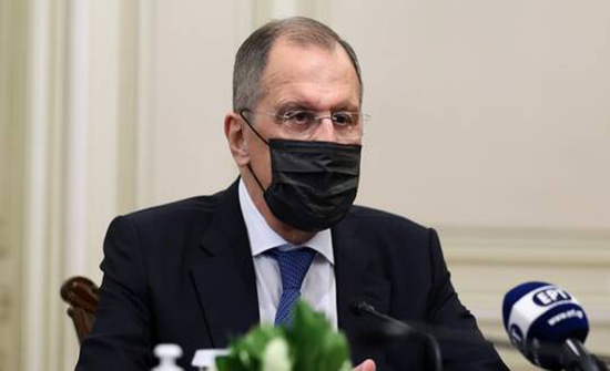 لافروف: روسيا سترد على أي خطوات غير ودية للولايات المتحدة