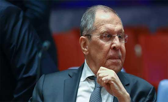 لافروف: روسيا تدعم عزم حركة طالبان مواجهة تنظيم داعش في أفغانستان
