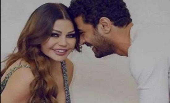 """أول صورة لمحمد وزيري بـ""""الكلبش"""" قبل محاكمته في قضية هيفاء وهبي"""