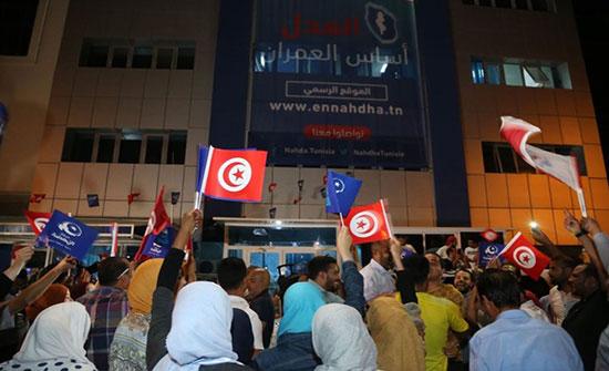 رسميا: النهضة أولا بـ52 مقعدا وحزب القروي ثانيا بانتخابات تونس