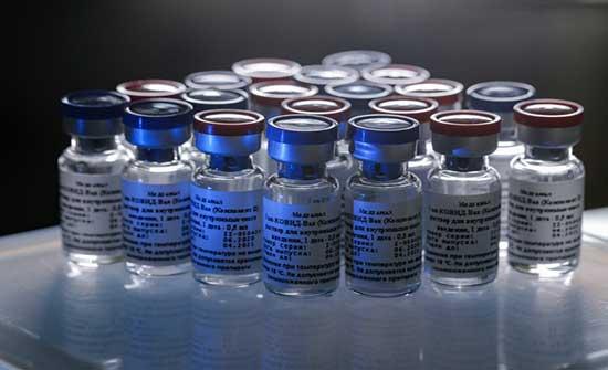 الصحة : نتوقع تلقي 4.5 مليون شخص الجرعة الأولى من اللقاح بحلول أيلول