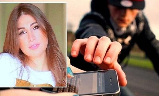 شاهد: إحدى أشهر مذيعات لبنان تستغيث: حزب الله سرق تلفوني