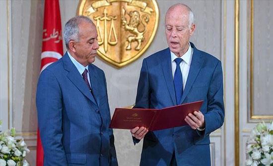 """تونس.. """"الجملي"""" يبدأ رسميا مشاورات تشكيل الحكومة مع الأحزاب"""
