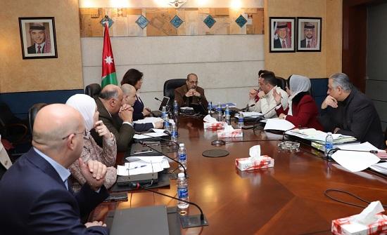 لجنة إعادة هيكلة الجهاز الحكومي تناقش مقترحات هيكلة قطاع الطاقة