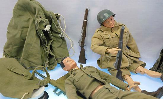 40 ألف دمية بلاستيكية تجسد معاناة الجنود البريطانيين المصابين