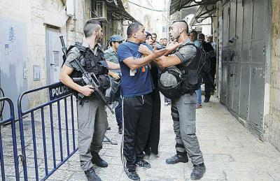 الاحتلال الإسرائيلي يقتحم مدينة جنين