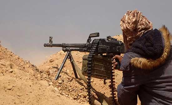كسر هجوم حوثي ومصرع أكثر من 30 عنصراً في مأرب .. بالفيديو