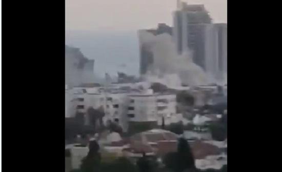 جرحى إسرائيليون وسماع صفارات الإنذار بقصف المقاومة لعسقلان وسديروت .. بالفيديو