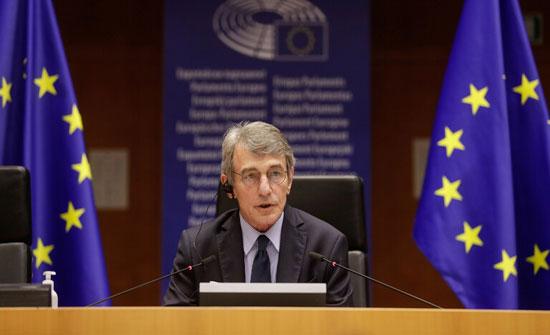 رئيس البرلمان الأوروبي: العقوبات الصينية مساس بالمؤسسات الأوروبية