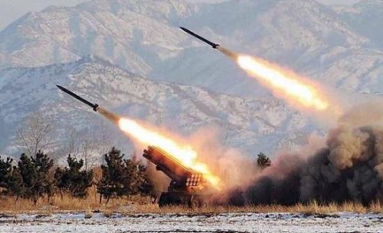 اطلاق 3 صواريخ من لبنان تجاه شمال اسرائيل و جيش الاحتلال يعلن قيد الفحص