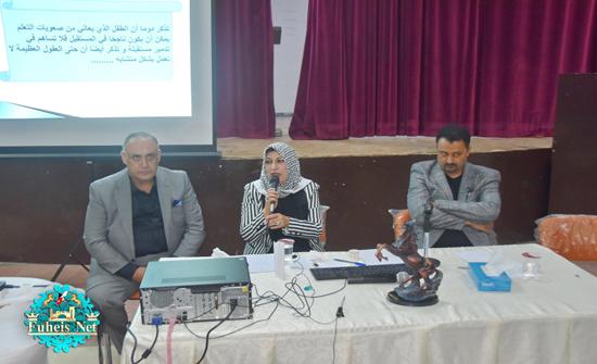 """""""عمان العربية"""" تشارك في ندوة حول """"مشاكل الطلبة الدراسية"""""""