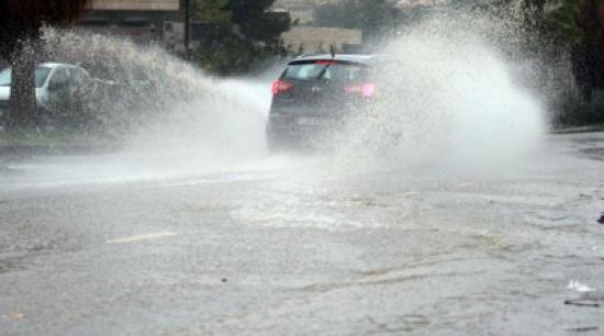الأرصاد: نسب الأمطار وصلت إلى 23 بالمئة خلال المنخفضين السابقين