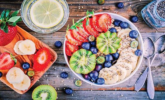 5 معزّزات لإفطار صحي.. ومفيد