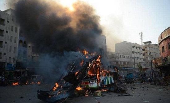 باكستان: مصرع 10 أشخاص بينهم صينيون بانفجار حافلة