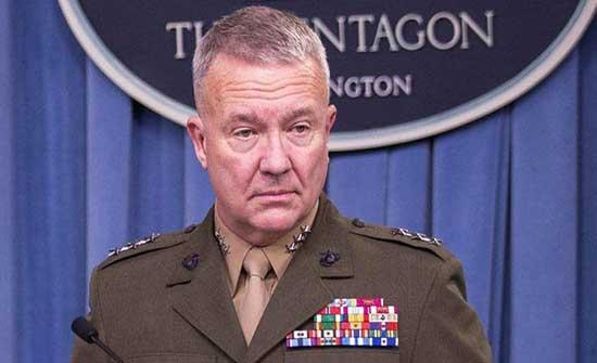 القيادة الوسطى الأمريكية: ماكينزي بحث مع عبد الله عبد الله عملية السلام في افغانستان