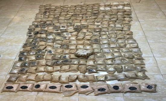 الجيش يحبط محاولة تهريب مخدرات من سوريا