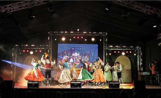المهرجان العالمي للفلكلور ودوره في إنعاش القطاع السياحي بمراكش