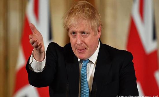 رئيس الوزراء البريطاني: سأقود الحكومة عبر زووم اثناء العزل
