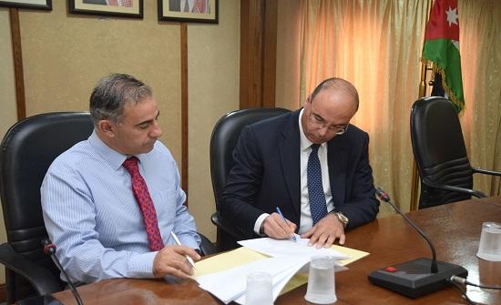 الزرقاء: اتفاقية تعاون بين الجامعة الهاشمية ومديرية الثقافة