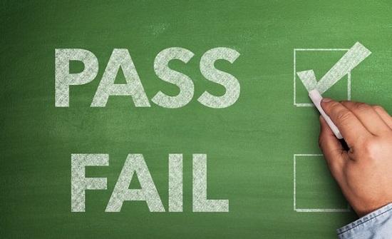التعليم العالي: النظر بمبدأ ناجح/ راسب لاحقا