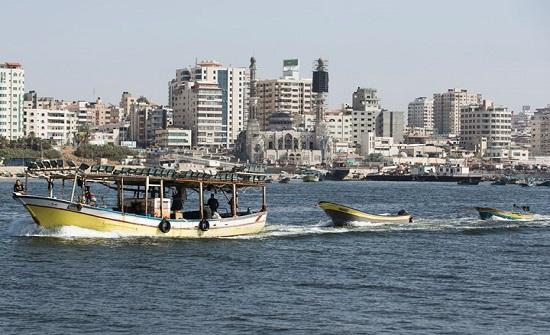 الاحتلال يعيد فتح بحر قطاع غزة أمام الصيادين