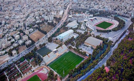 18 الف زائر لمدينة الحسين للشباب