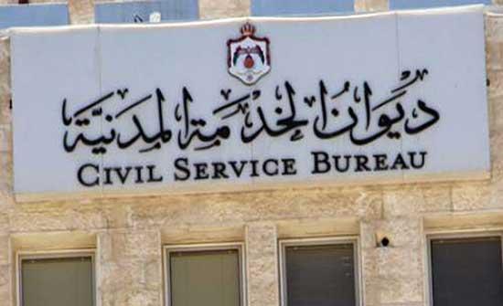 الخدمة المدنية : تأجيل الامتحان التنافسي لغايات تعبئة شواغر مستشفى العقبة الميداني