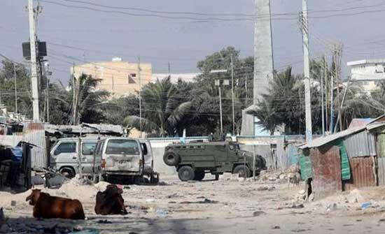 الصومال.. مقتل 4 لاعبي كرة القدم بهجوم في مدينة كسمايو