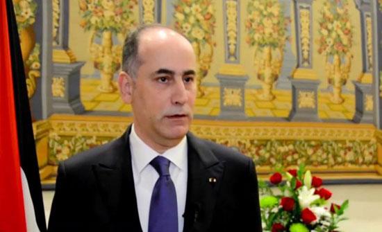 سفيرنا في تل أبيب يصل عمان